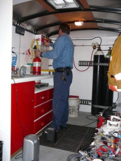 Extinguisher Servicing By Vanco Fire Protection Ltd